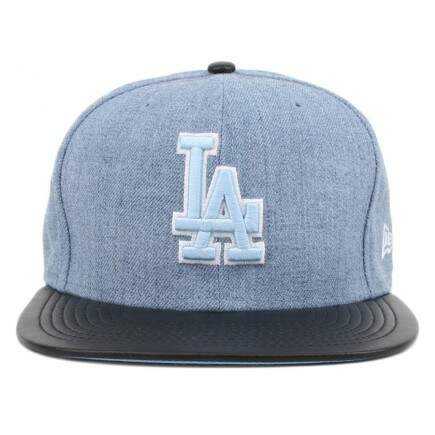 Boné New Era Original Fit Los Angeles Dodgers - Snapback