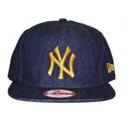 Boné New Era New York Yankees Jeans Original Fit - Snapback
