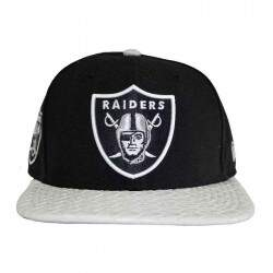Boné New Era Oakland Raiders Original Fit - Snapback