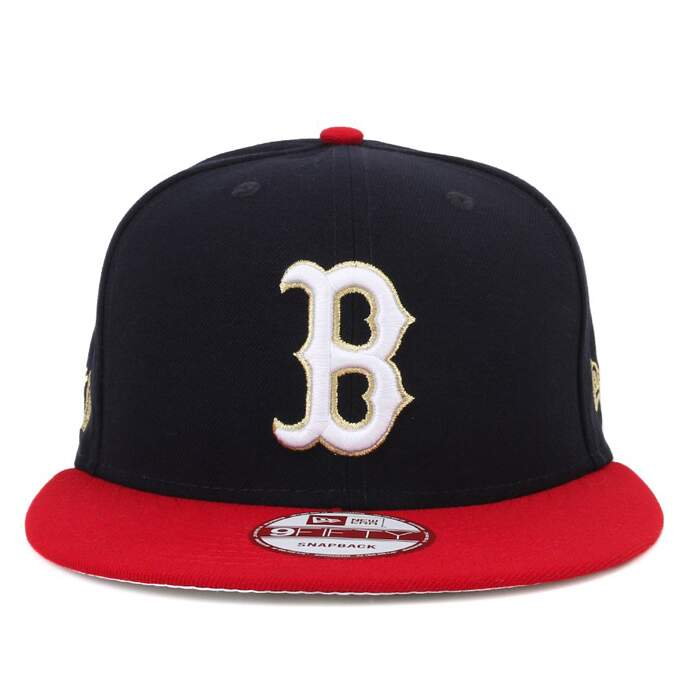 Boné New Era Boston Red Sox - Snapback