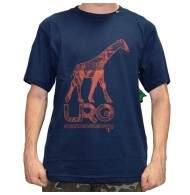 Camiseta LRG Giraffe Tee - Marinho