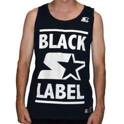 Camiseta Regata Starter Black Label