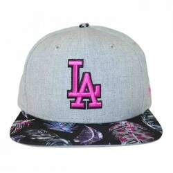 Boné New Era Los Angeles Dodgers - Strapback