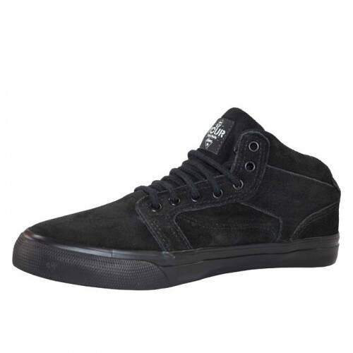 Tenis Your Face Mid Carrier - Preto Total