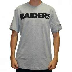 Camiseta New Era Oakland Raiders - Grey