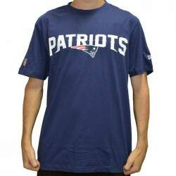 Camiseta New Era New England Patriots - Navy