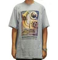 Camiseta LRG Core Collection Seven Tee - Cinza