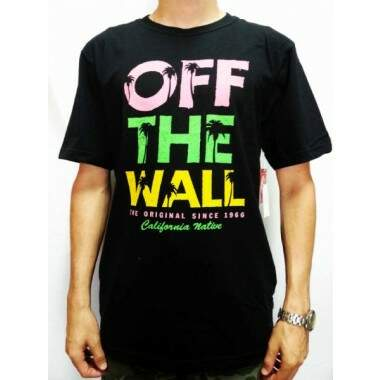 Camiseta Vans Day Tripping Tee - Preto