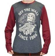 Camiseta Vans Manga Longa North Shore Knit