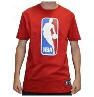 Camiseta New Era Logo NBA - Red