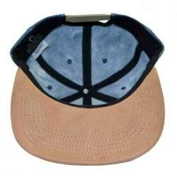 Boné Your Face Haters Azul - Snapback
