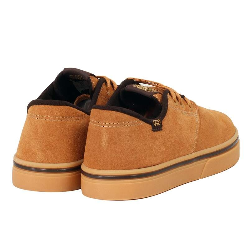 Tênis Hocks Del Mar Originals - camel/natural