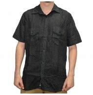 Camisa New Skate Viscose Paisle - Black