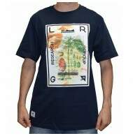 Camiseta LRG Nuetral Waves - Marinho