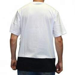 Camiseta LRG Especial Sierra High Knit - White