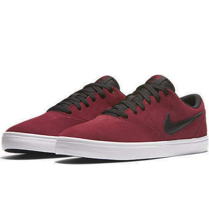 Tênis Nike SB Check Solar - Team Red/Black