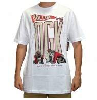 Camiseta DGK Money On My Mind - White