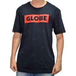 Camiseta Globe Wickford Tee - Black