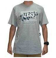 Camiseta LRG Quadraleaf - Grey