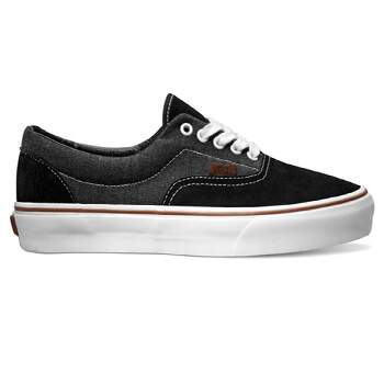 Tênis Vans Era Suede/ Denim Black