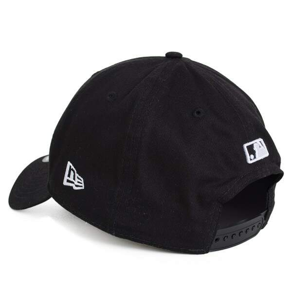 Boné New Era Aba Curva 940 Mini Logo New York Black - Snapback