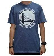 Camiseta New Era Whipe Golden State Warriors NBA - Navy