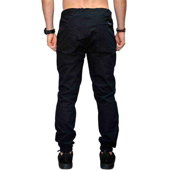 Calça Your Face Jogger - Preto
