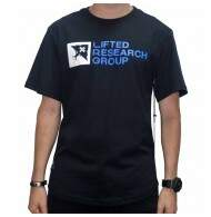 Camiseta LRG Patch Perfect Scoop - Black