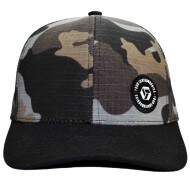 Boné Your Face Aba Curva Speed Camuflado - Snapback