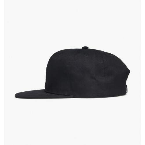 Boné Grizzly Field Stream Black - Snapback