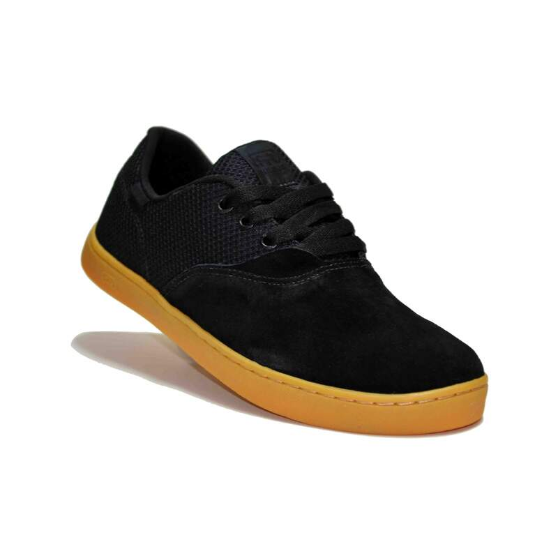 Tênis Hocks Sonora Skate - Preto/Natural
