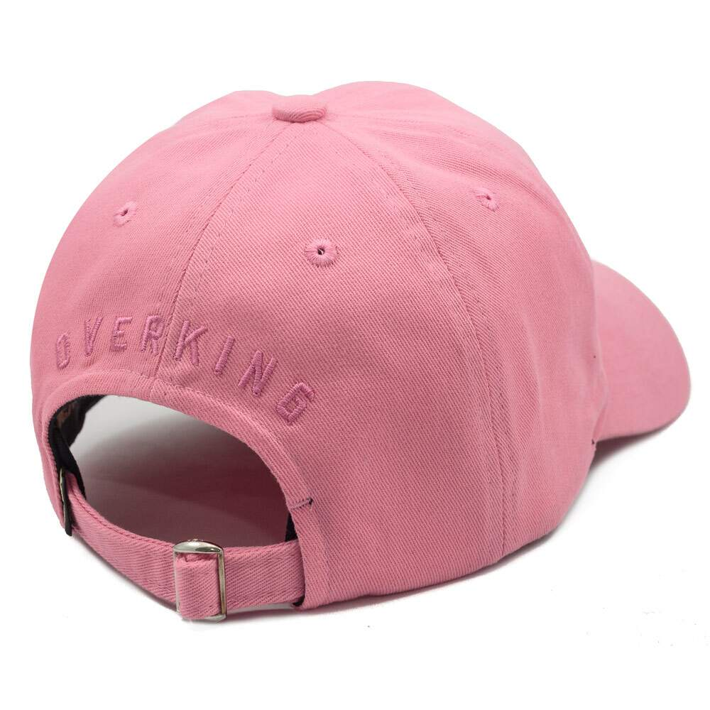 Boné Overking Bottle Aba Curva Dad Hat Rosa - Strapback
