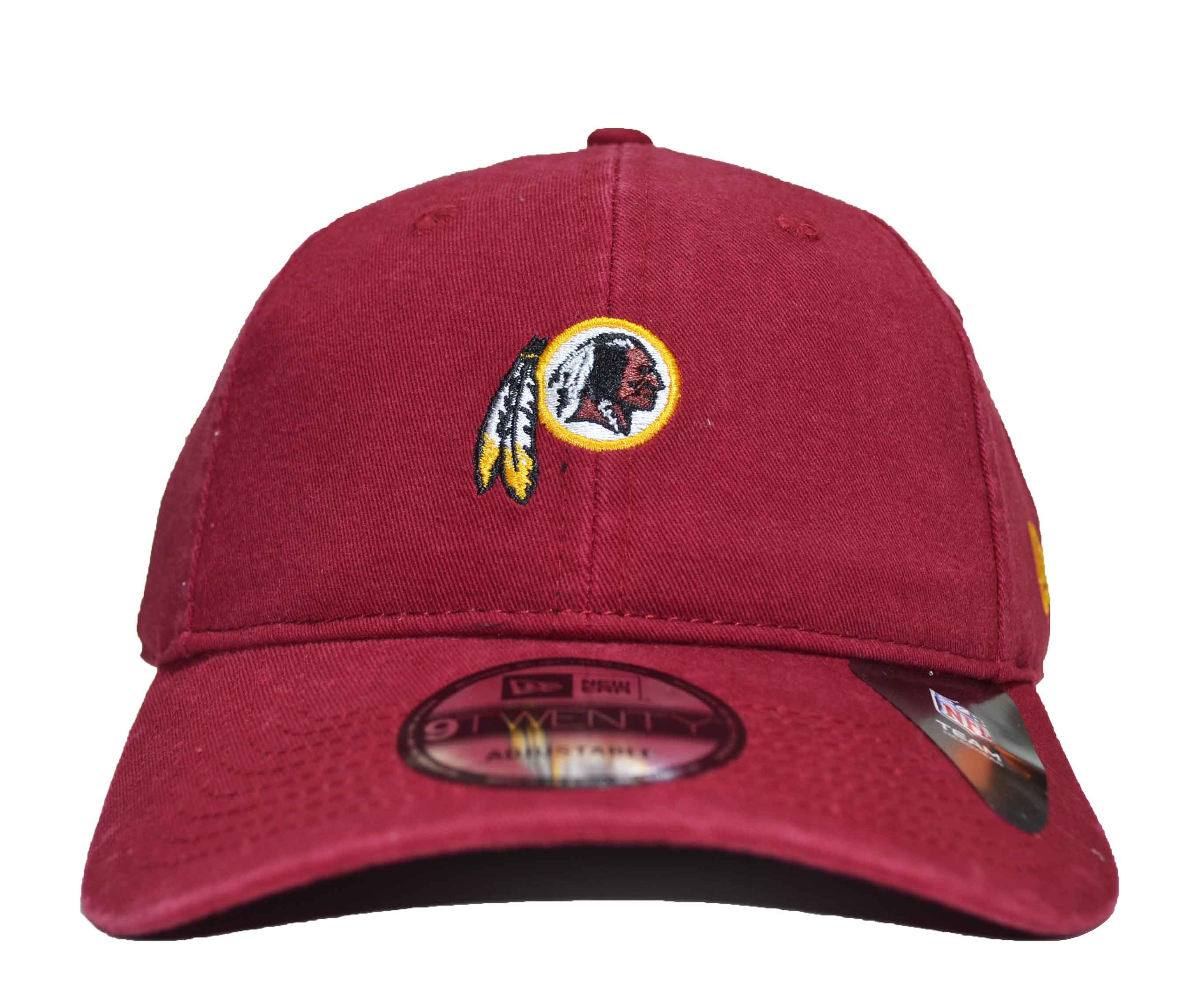 Boné New Era Aba Curva Mini Logo Redskins - Strapback
