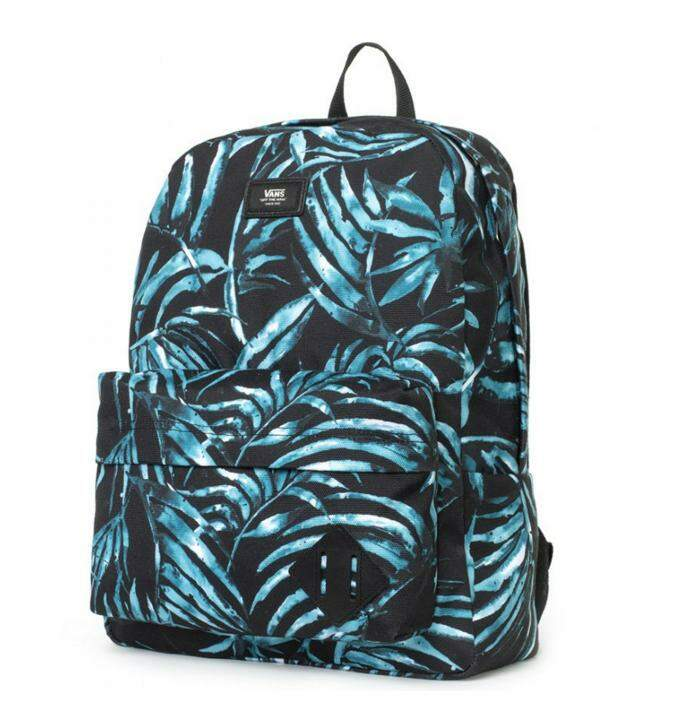 Mochila Vans Old Skool II Backpack Water Palm