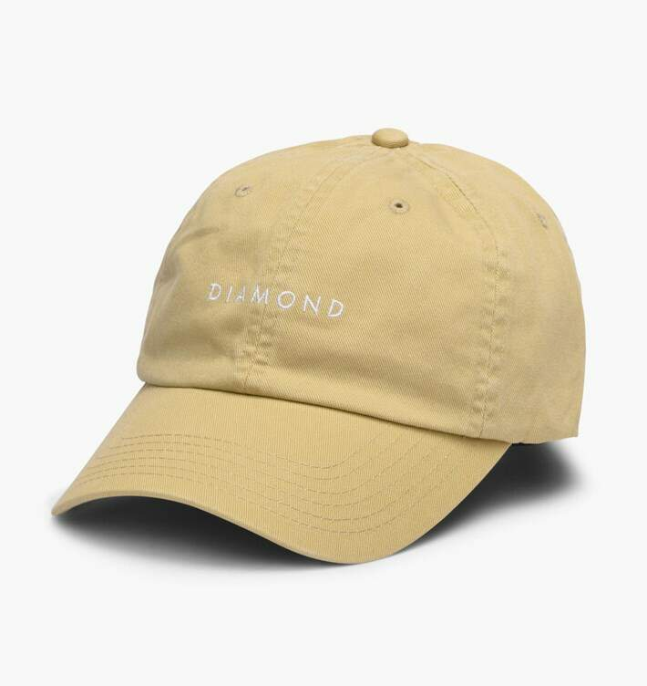 ... norway boné diamond supply co leeway sports dad hat khaki strapback  75cf6 27bf2 095a89cc266
