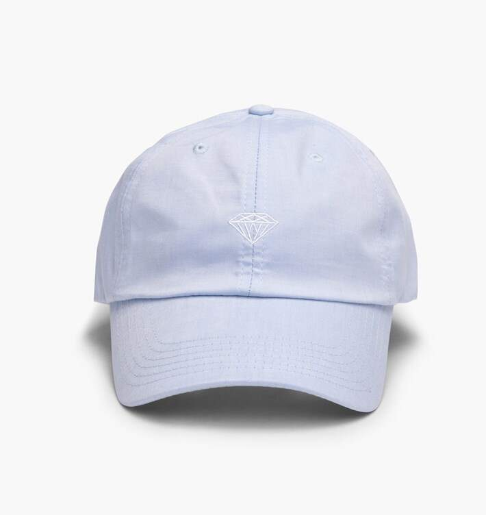 54adae0e976d6 Boné Diamond Supply Co Micro Brilliant Sports Trucker Blue - Strapback