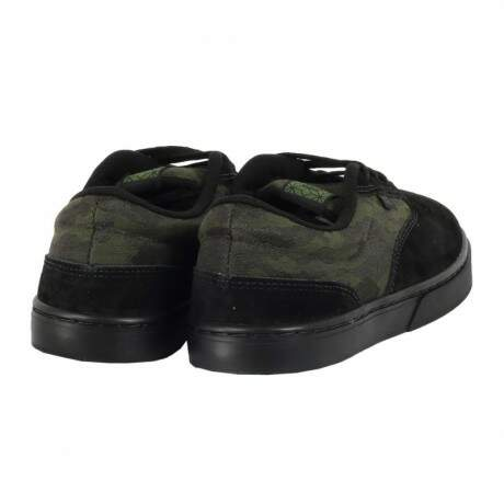 Tênis Hocks Vitro - Black/Camo