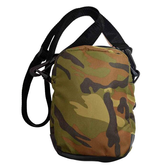Bolsa Lateral Shoulder Bag Your Face - Camuflado