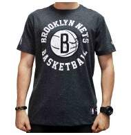 Camiseta New Era Brooklyn Nets - Mescla