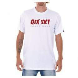Camiseta Qix Way - Branco
