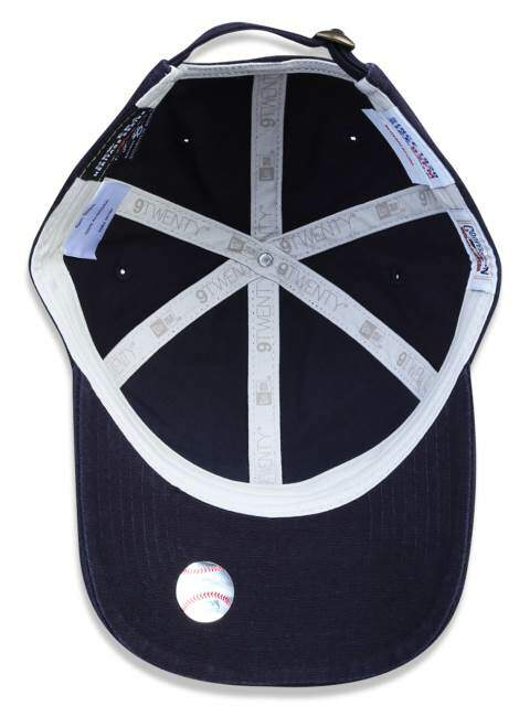 Boné New Era Aba Curva Dad Hat New York Yankees - Marinho