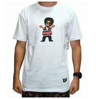 Camiseta Grizzly Hiphy Bear - White