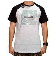 Camiseta Hurley Golden Core - Branco Mescla
