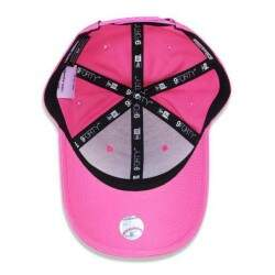 Boné New Era 940 Yankees Rosa - Snapback