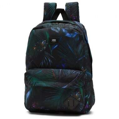 Mochila Vans Old Skool II Backpack Neo Jungle VN000ONIPI3