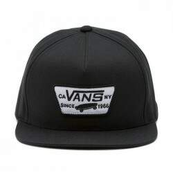 Boné Vans Full Patch Snapback - Black