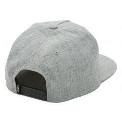 Boné Vans Full Patch Snapback - Grey