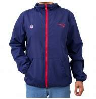 Jaqueta New Era England Patriots Windbreaker  - Marinho