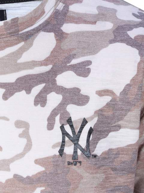 Camiseta New Era New York Yankees Military - Camuflado