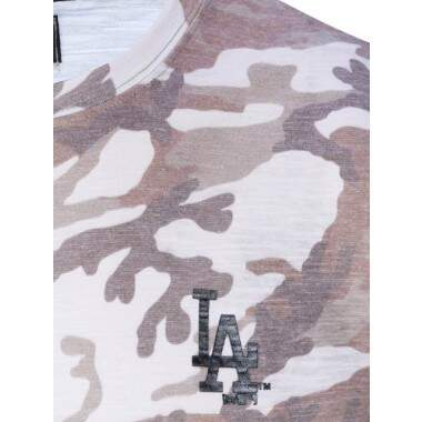 Camiseta New Era New Los Angeles Military - Camuflado
